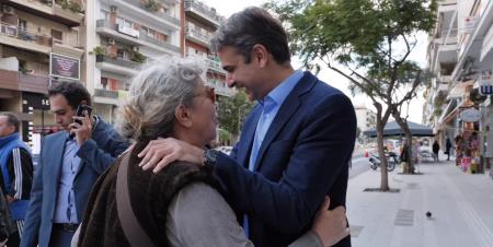 Μητσοτάκης: Νέο σχόλιο αλά «τι γκόμενος είσαι εσύ» στη Νέα Σμύρνη (vid) | Pagenews.gr