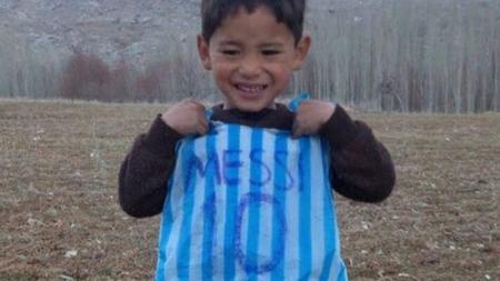 Ο «μικρός Μέσι» του Αφγανιστάν από το όνειρο στον εφιάλτη   Pagenews.gr