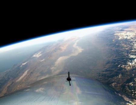 Το Virgin Galactic «άγγιξε» το διάστημα   Pagenews.gr