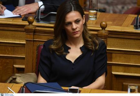 Αχτσιόγλου για Σκόπια: Προχωράμε μακριά από εθνικισμούς και αλυτρωτισμούς | Pagenews.gr
