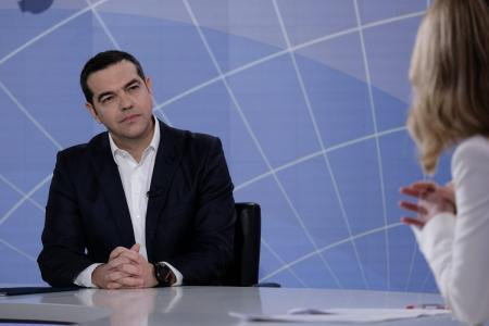 «Το ατού μου»: Η ατάκα του Τσίπρα που δημιούργησε πανζουρλισμό το twitter   Pagenews.gr