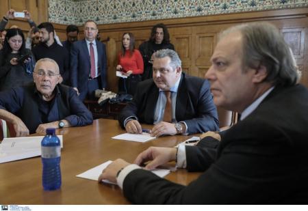 Πάνος Καμμένος: Ζήτησε να αποσύρει τους υπουργούς του και η ΚΟ τον άδειασε | Pagenews.gr
