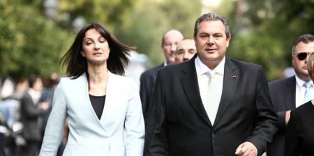 Έλενα Κουντουρά: Ο Καμμένος τη διέγραψε από τους ΑΝΕΛ | Pagenews.gr