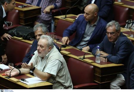 Συμφωνία των Πρεσπών: «Σεισμός» στο Ποτάμι – Ανεξάρτητοι Ψαριανός, Αμυράς, παραιτήθηκε ο Λυκούδης (vid) | Pagenews.gr