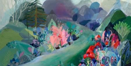 Μπέτσι Ουόλτον: «Ζωγραφίζει» το χειμωνιάτικο τοπίο του Πόρτλαντ   Pagenews.gr