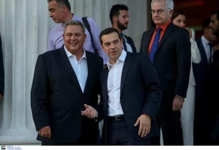 Τσίπρας – Καμμένος: Αντίστροφη μέτρηση για το τέλος της συγκυβέρνησης –  Όλες οι εξελίξεις και το παρασκήνιο | Pagenews.gr
