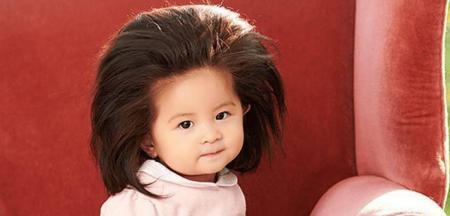 Baby Chanco – Viral: Η νέα πρέσβειρα της Pantene είναι μόλις ενός έτους (pics) | Pagenews.gr