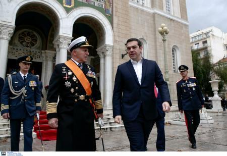Ναύαρχος Αποστολάκης: Από την Κρήτη ο νέος υπουργός Άμυνας | Pagenews.gr