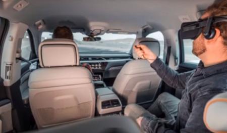 Audi: Μεταμορφώνει το αυτοκίνητο σε μια πλατφόρμα εμπειριών εικονικής πραγματικότητας | Pagenews.gr