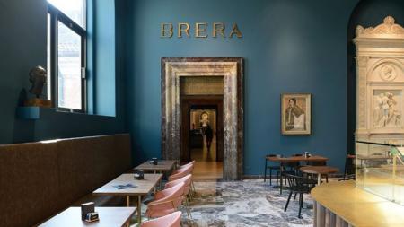 Το καφέ στην Pinacoteca di Brera, στο Μιλάνο (pics) | Pagenews.gr