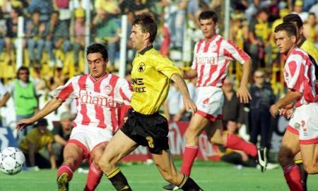 AEK – Ολυμπιακός: 28 χρόνια από το «ντέρμπι του δακρυγόνου» (vid) | Pagenews.gr