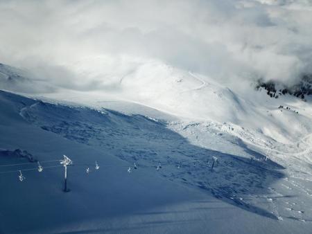Καλάβρυτα: Χιονοστιβάδα εξαφάνισε πίστα στο χιονοδρομικό κέντρο | Pagenews.gr