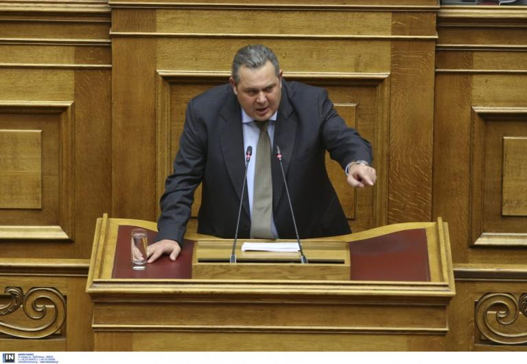 Καμμένος: «Θα έχουν πόλεμο εάν τολμήσουν να διαλύσουν την ΚΟ των ΑΝΕΛ» | Pagenews.gr