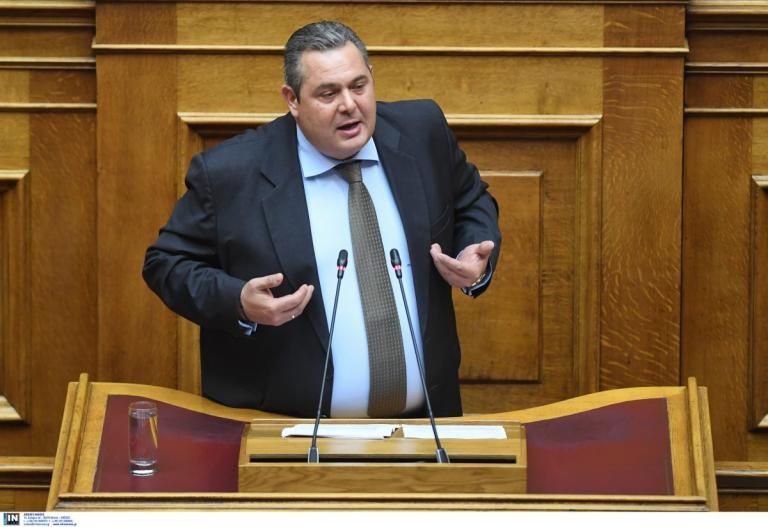 Πάνος Καμμένος: Ίσως το βράδυ παραιτηθώ από βουλευτής (vid)   Pagenews.gr
