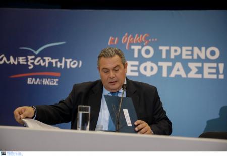 Καμμένος για συμφωνία των Πρεσπών: Να γίνει δημοψήφισμα   Pagenews.gr