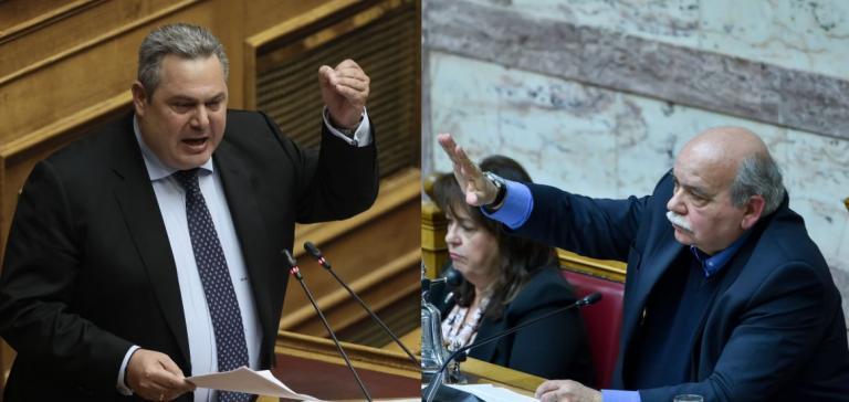 Καμμένος σε Βούτση: Μην κάνεις κοινοβουλευτικό πραξικόπημα | Pagenews.gr