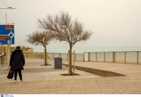 Αφρικανική σκόνη στην Κρήτη: «Πνίγεται» το Ηράκλειο – Οδηγίες προς τους πολίτες (pics) | Pagenews.gr