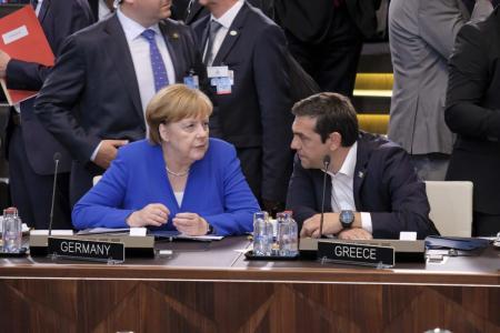 Επίσκεψη Μέρκελ στην Αθήνα: Συμφωνία των Πρεσπών και οικονομία στην ατζέντα της (vid) | Pagenews.gr