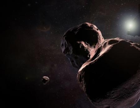 Το New Horizons επικοινώνησε με τη NASA – Επιβεβαίωσε ότι είναι «καλά στην υγεία του» | Pagenews.gr