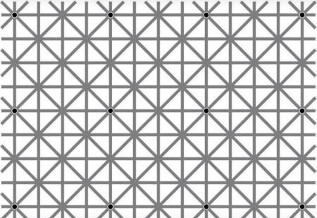 Οφθαλμαπάτη: Η φωτογραφία έχει 12 μαύρες τελείες, αλλά όσο κι αν προσπαθήσεις δε θα τις δεις ταυτόχρονα (vid) | Pagenews.gr