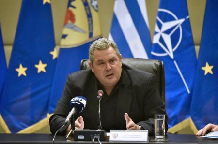 Πάνος Καμμένος: Δεν τελώ υπό παραίτηση (vid) | Pagenews.gr