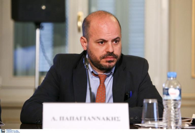 Λευτέρης Παπαγιαννάκης: Αποχώρησε από το Κίνημα Αλλαγής | Pagenews.gr