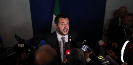 Ματέο Σαλβίνι: Νέα έρευνα σε βάρος του για παράνομη κατακράτηση μεταναστών | Pagenews.gr