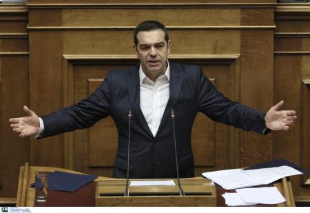 El Pais για Τσίπρα: Πήρε ψήφο εμπιστοσύνης παρά τις απειλές εναντίον βουλευτών | Pagenews.gr