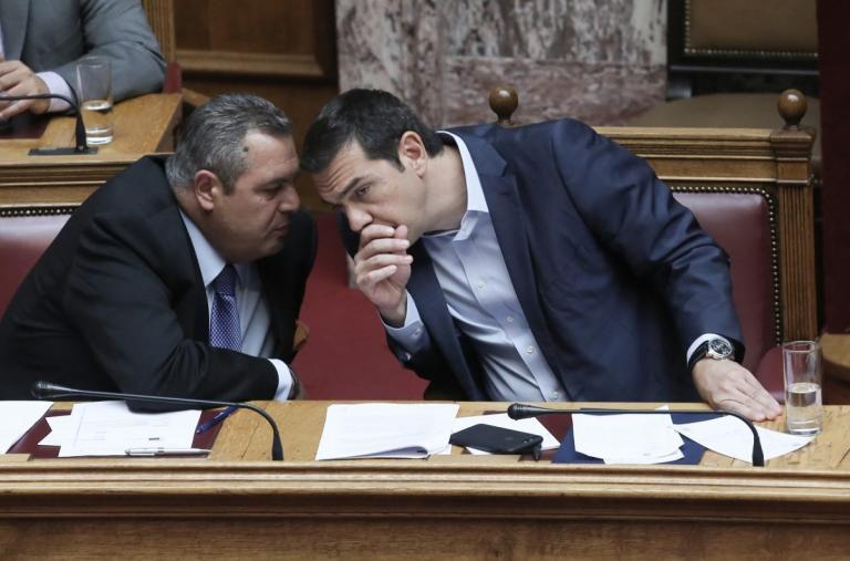 Πάνος Καμμένος: Απίστευτη ανάρτηση στο twitter για τον Τσίπρα και το συλλαλητήριο | Pagenews.gr