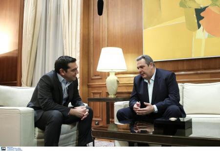 Τσίπρας – Καμμένος: Κρίσιμο ραντεβού στο Μαξίμου | Pagenews.gr