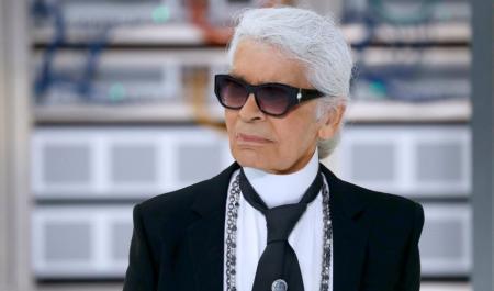 Karl Lagerfeld: Ο σχεδιαστής που μισούσε την ασχήμια   Pagenews.gr
