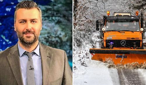 Πρόγνωση καιρού: Έρχεται ιστορικός χιονιάς στην Αττική – Τι προβλέπει ο Γιάννης Καλλιάνος | Pagenews.gr