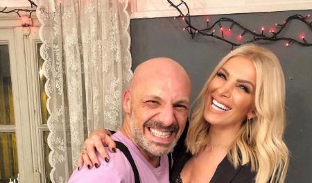 Νίκος Μουτσινάς: Ντύθηκε Κατερίνα Καινούργιου (pics&vid) | Pagenews.gr