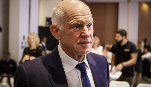 Παπανδρέου: Η δήλωσή του για τον ΣΥΡΙΖΑ έφερε ξανά τα «χαμόγελα» στο ΚΙΝΑΛ | Pagenews.gr