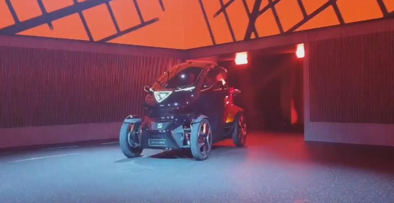 SEAT Minimó: Το αυτοκίνητο που φέρνει την επανάσταση στην κινητικότητα | Pagenews.gr