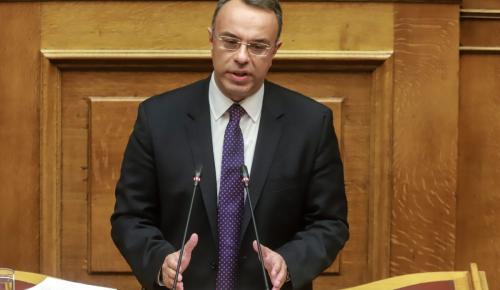 Σταϊκούρας: «Είμαστε σε ένα άτυπο τέταρτο μνημόνιο» | Pagenews.gr