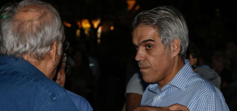 Αυτοδιοικητικές εκλογές 2019: Ο Τεντόμας στο πλευρό του Μπακογιάννη   Pagenews.gr