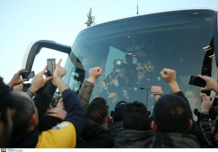 ΑΕΚ: Επέστρεψαν οι θριαμβευτές – Αποθέωση από τους Ενωσίτες (pics) | Pagenews.gr