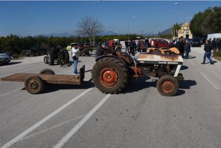 Μπλόκα αγροτών: Την Πέμπτη η συνάντηση του Αραχωβίτη με τους εκπροσώπους της Πανελλαδικής Επιτροπής   Pagenews.gr