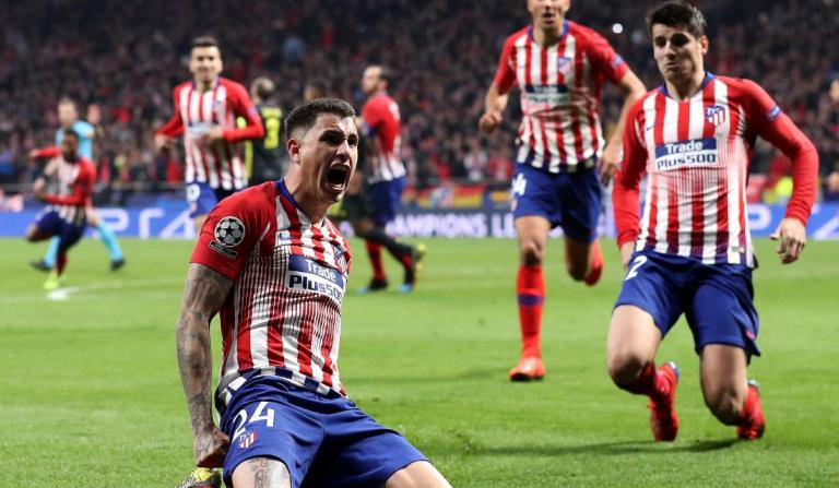 Champions League: Σπουδαία η Ατλέτικο, 2-0 τη Γιουβέντους | Pagenews.gr