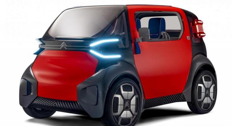 Citroen Ami One: Το νέο ηλεκτρικό μοντέλο της εταιρείας   Pagenews.gr