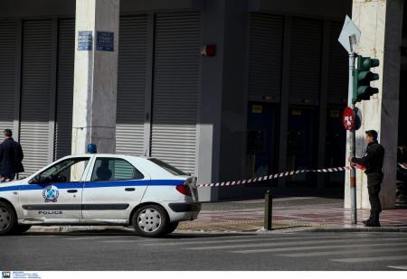Εθνική Τράπεζα: Φάρσα το τηλεφώνημα για βόμβα στο υποκατάστημα του Συντάγματος (pics) | Pagenews.gr