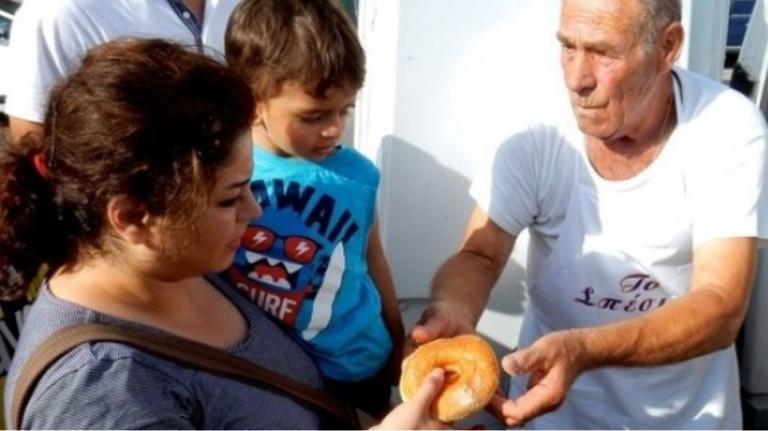 Φούρναρης της Κω: Πέθανε ο άνθρωπος που είχε βραβευτεί απ' την Κομισιόν   Pagenews.gr