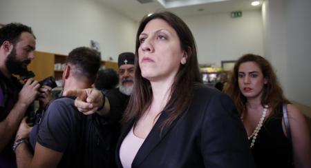 Η Ζωή Κωνσταντοπούλου απασφάλισε: Σκληρή επίθεση στον Αλέξη Τσίπρα | Pagenews.gr