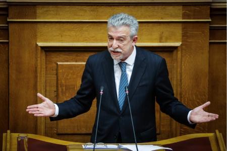 Κοντονής για Συνταγματική Αναθεώρηση: Διαφοροποίηση από την στάση της κυβέρνησης | Pagenews.gr