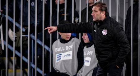 Μαρτίνς: Θα τσεκάρει τους παίκτες του πριν πάρει οριστικές αποφάσεις | Pagenews.gr