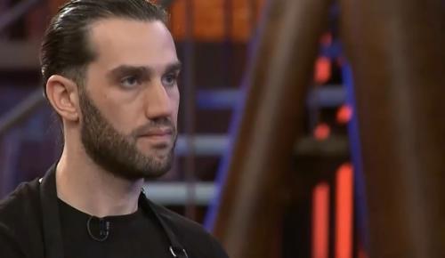 Master Chef: Με ένα μήνυμα αποχαιρετά ο Θάνος Σπανός τους συμπαίκτες του (vid) | Pagenews.gr