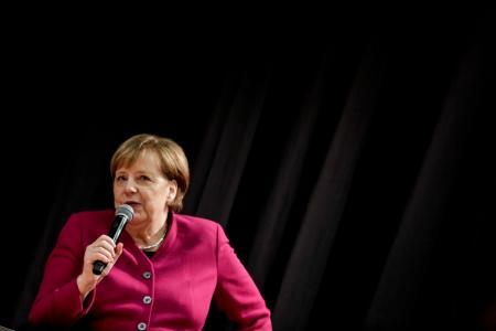 Άνγκελα Μέρκελ: Απηύθυνε έκκληση για την κλιματική αλλαγή | Pagenews.gr