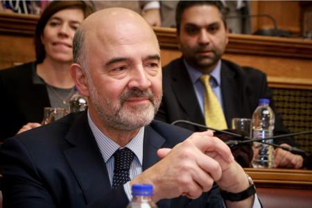 Μοσκοβισί για νόμο Κατσέλη: Βλέπει σημαντική πρόοδο στις διαβουλεύσεις | Pagenews.gr