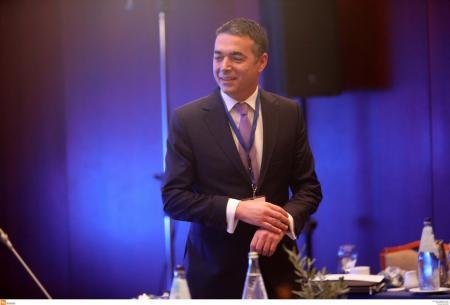 Νίκολα Ντιμιτρόφ: Ας είναι σήμερα η αρχή μιας μακράς φιλία μεταξύ Ελλάδας και Βόρειας Μακεδονίας | Pagenews.gr